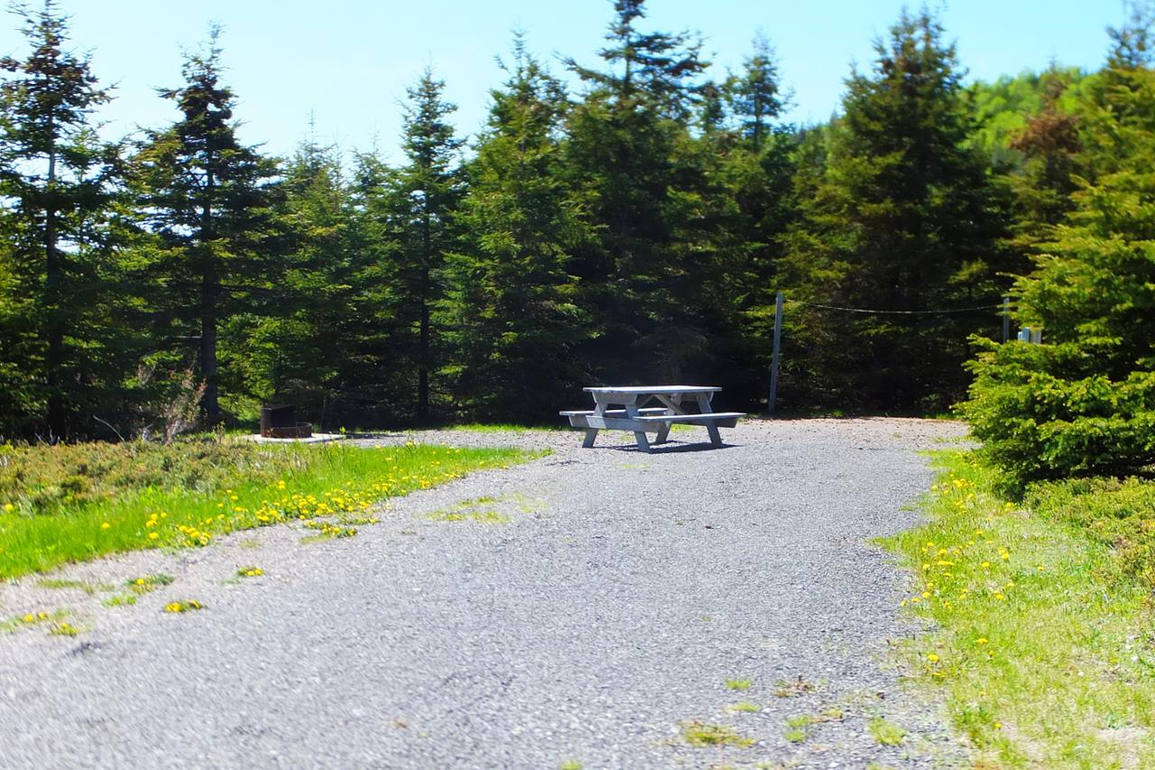 Rioux 5 camping parc national du bic s paq for Camping du bic