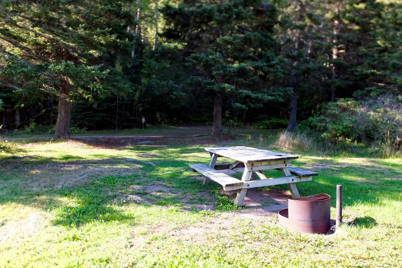 Guillemot 129 camping parc national du bic s paq for Camping bic