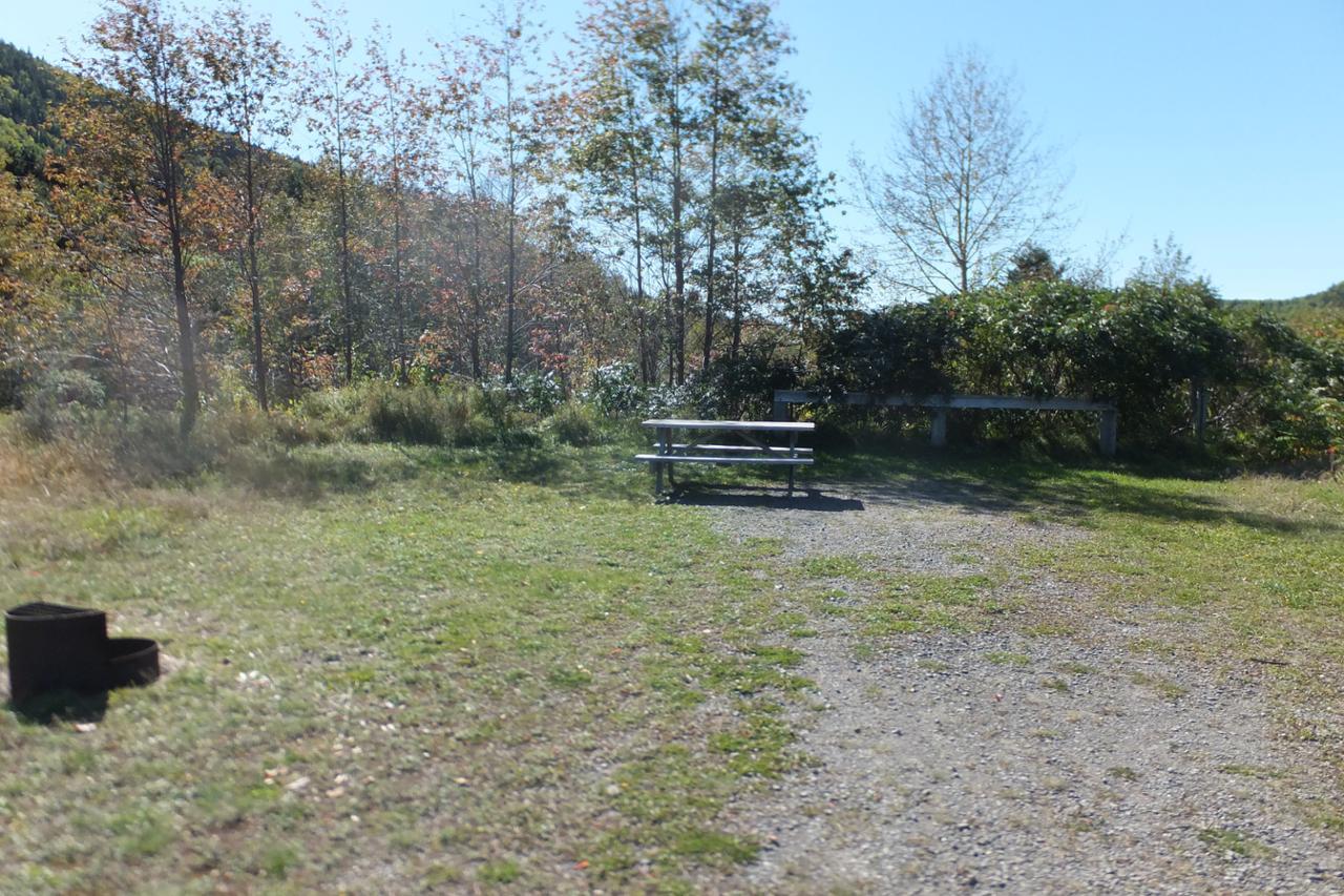 Macreuse 38 camping parc national du bic s paq for Camping du bic