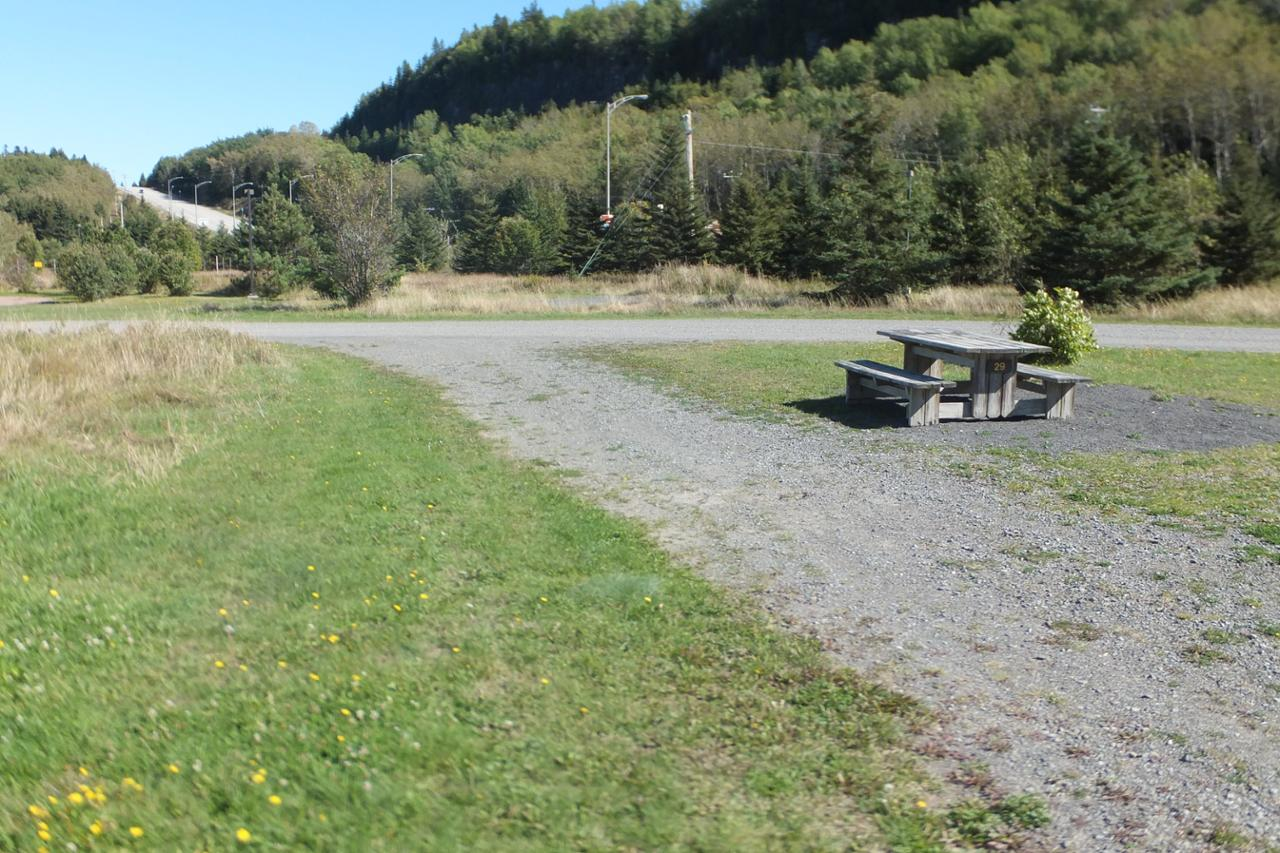 Macreuse 29 camping parc national du bic s paq for Camping du bic