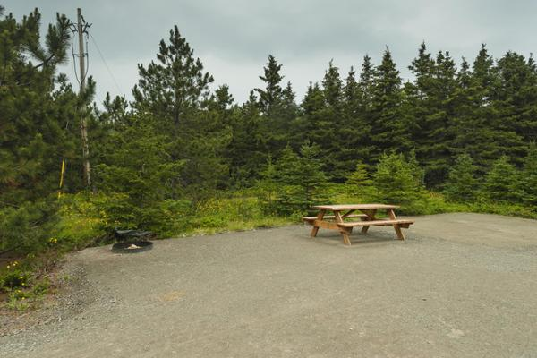 Tombolo 33 camping parc national du bic s paq for Camping bic